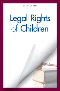 'Legal Rights of Children' cover