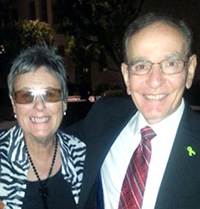 Suzanne Dworak-Peck and Marvin Southard