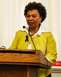 U.S Rep. Barbara Lee, D-Calif.