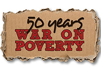 War on Poverty, 50 years