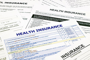 sea of Health Insurance Forms