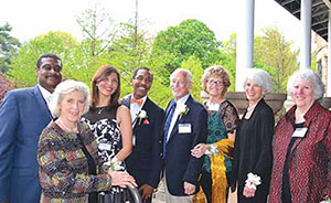 Recipients of NASW's National and Foundation Awards