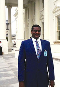 NASW CEO Angelo McClain
