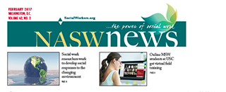 NASW News Feb 2017