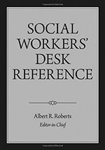 Social Workers' Desk Reference front cover