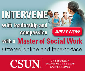 Cal State Northridge MSW program
