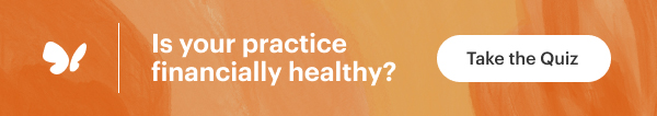 Is your practice financially healthy? Take the quiz