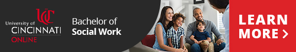 University of Cincinnati online bachelor of social work. Learn more.