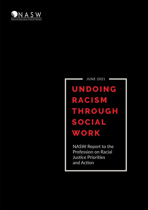 NASW-RacialJusticeReportCover