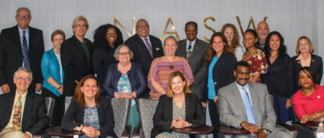 NASW board members, October 2017