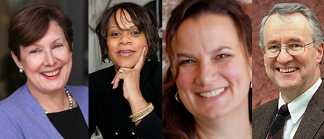four members of NASW executive committee