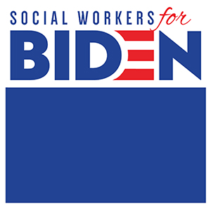 Social workers for Biden