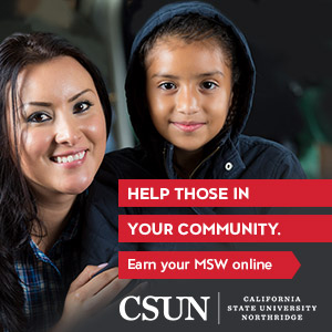 Help those in your community. Earn your MSW online. CSUN: California State University Northridge