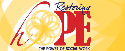 NASW 2012 National Conference logo