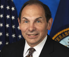 Secretary of Veterans Affairs, Robert A. McDonald