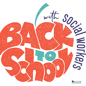 Back to School with Social Workers logo