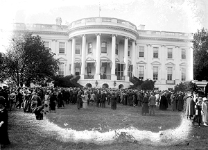 National Conference of Social Workers at White House, 1923 - Library of Congress