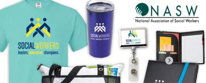 collection of Social Work Month products