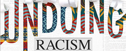 Social Work Advocates cover: Undoing Racism