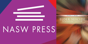 NASW Press logo with book cover