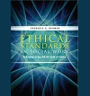 Ethical Standards in Social Work book cover