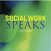 Social Work Speaks book cover