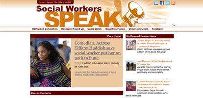 Social Workers Speak