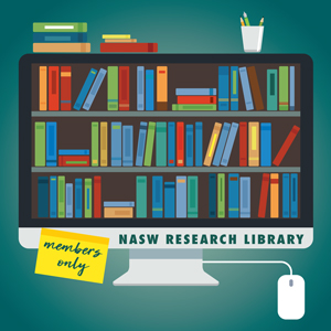 NASW research library