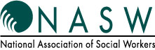 Logo for the National Association of Social Workers